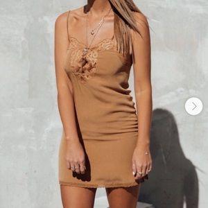 Spell Love Lace Slip Dress